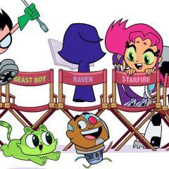 'Teen Titans Go! La película', alocada frikada