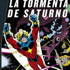 'Marvel Gold Capitán Marvel: La Tormenta de Saturno', rozando el velatorio