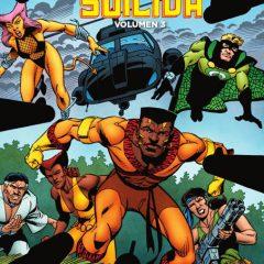'Escuadrón Suicida Volumen 3: Villanos', el invento sigue funcionando