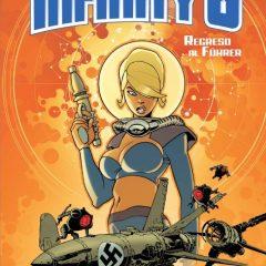 'Infinity 8. Regreso al Führer', alocada ciencia-ficción