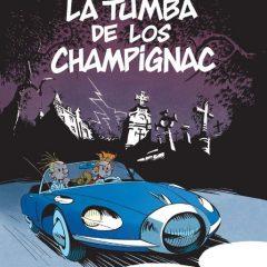 'La tumba de los Champignac', 100% Franquin, 100% Spirou