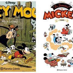 'La juventud de Mickey' & 'Café Zombo', el ratón, de nuevo, por partida doble