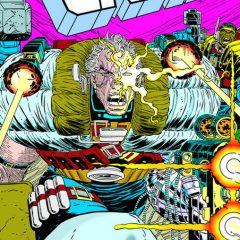 '100% Marvel HC Cable: Sangre y Metal', a golpe de pistola