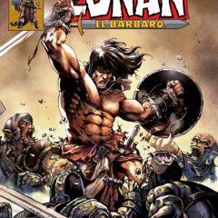 'Conan El Bárbaro Integral Volumen 1', carta de presentación del cimmerio más salvaje