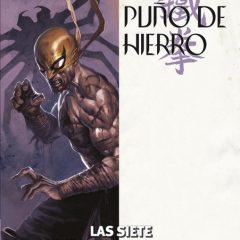 'Marvel Saga El Inmortal Puño de Hierro: Las Siete Ciudades Celestiales Primera Parte', ¡En guardia!