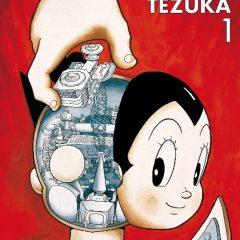 'Astroboy vol.1', paradigma del universo Tezuka