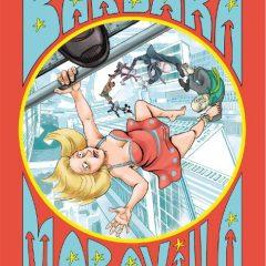 'Bárbara Maravilla', la superheroína de las feromonas