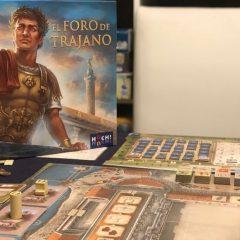 'El foro de Trajano', vini, vidi…abstracción