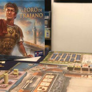 'El foro de Trajano', <i>vini, vidi</i>…abstracción