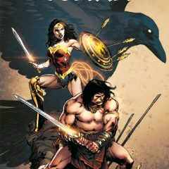 'Wonder Woman / Conan', ¿en serio? Pues sí, y funciona de maravilla