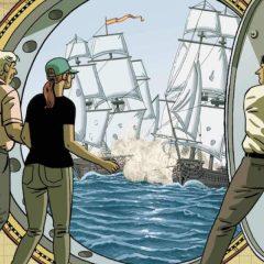 'El tesoro del cisne negro', cuando la realidad imita a la ficción