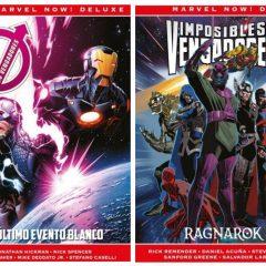 'Vengadores de J.Hickman 2' & 'Imposibles Vengadores 2', doble «assembly»