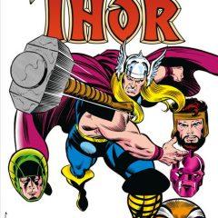 'Marvel Héroes El Poderoso Thor de Tom DeFalco y Ron Frenz Volumen 2', continuamos con la épica