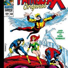 'Marvel Gold Patrulla-X Original Vol. 2: ¿Quién Desafía a los Demi-Hombres?', raíces mutantes
