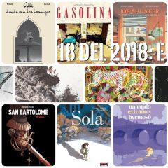18 del 2018 (II): la BD europea