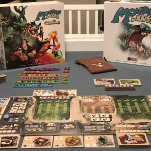 'Monster Lands', ¡más dados, es la guerra!
