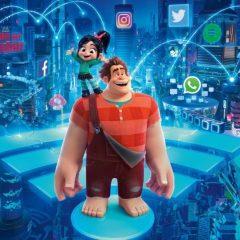 'Ralph rompe Internet', derroche de imaginación