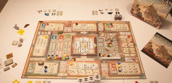 'Teotihuacán: Ciudad de Dioses', un buen juego que no logra eclipsar a 'Tzolk'in'