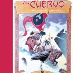 'El estandarte del cuervo y otros relatos', épica asgardiana
