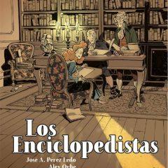 """'Los enciclopedistas', thriller """"ilustrado"""""""