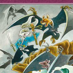 'Usagi Yojimbo Saga Volumen 3', siguen las enseñanzas del maestro Sakai