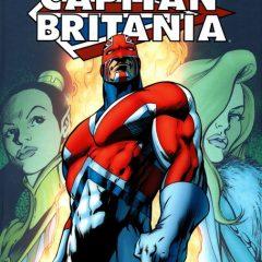 'Marvel Héroes: Capitán Britania', la magia de los ochenta