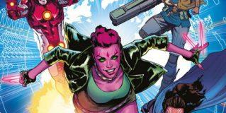 '100% Marvel Exiliados Volumen 1: La Prueba del Tiempo', Back to the 90s