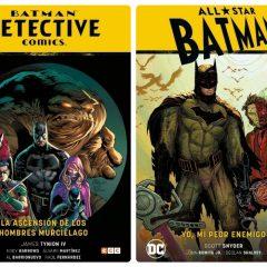Dos caras de un murciélago: 'Detective Comics' y 'All-Star Batman'
