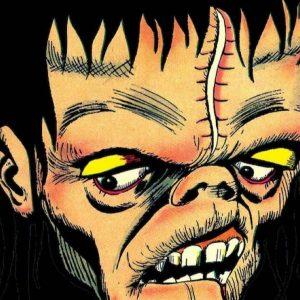'Biblioteca de Cómics de Terror de los Años 50: Frankenstein de Dick Briefer', clásico inédito
