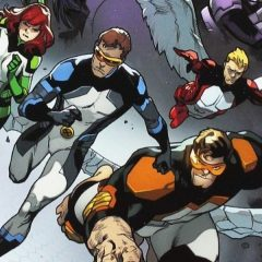 'La Nueva Patrulla-X. El juicio de Jean Grey', ¡marchando otro crossover!