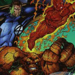'Heroes Reborn. Los 4 Fantásticos', los 90 de Jim Lee (I)