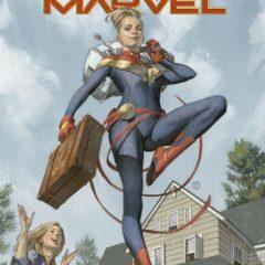 'La vida de la Capitana Marvel', asuntos de familia