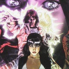 'Liga de la Justicia Oscura. Integral', en lo alto de las 52