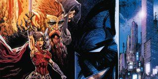 'The Brave and The Bold: Batman y Wonder Woman', misterioso asesinato en Tir Na Nóg