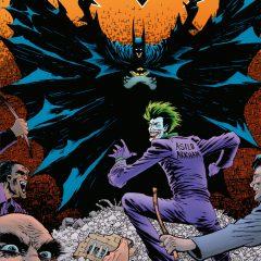 'Batman: Prólogo a la Caída del Caballero Oscuro', noventeando que da gusto