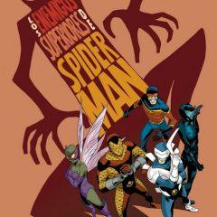'100% Marvel Los Enemigos Superiores de Spiderman', que comiencen las risas