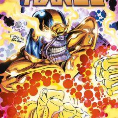 '100% Marvel HC Thanos: Poderes Cósmicos', cuando el tedio se torna en maldad