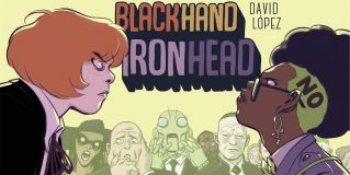 'Blackhand Ironhead', (super)daddy issues