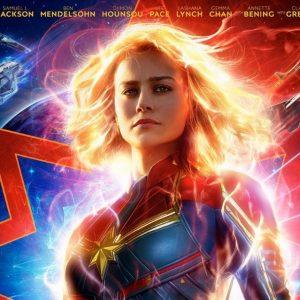 'Capitana Marvel', <i>no <del>man's</del> woman's land</i>