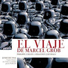 'El viaje de Marcel Grob', víctimas de la historia