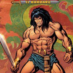 'Conan El Bárbaro Integral Volumen 2', Buscema redefine al personaje