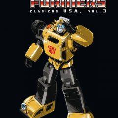 'Transformers: Clásicos USA Volumen 3', añeja tecnología