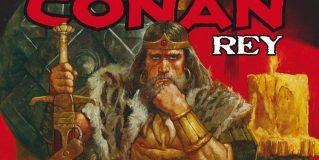 'Conan Rey. Integral', ¡por Crom, vaya maravilla!