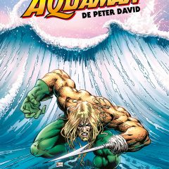 'Aquaman de Peter David', chapuzones de entretenimiento