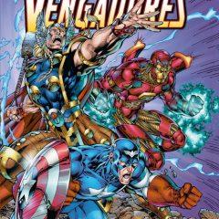 'Heroes Reborn Volumen 2: Los Vengadores', apretando dientes