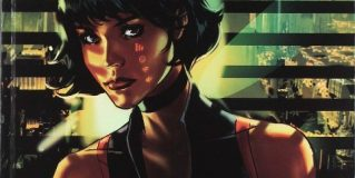 'Smart Girl', Alita meets Blade Runner meets Ghost in the Shell meets Skydoll