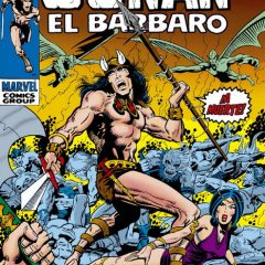'Marvel Omnibus Conan El Bárbaro: La Etapa Marvel Original Volumen 1 – ¡La Llegada de Conan!', histórico