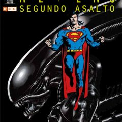 'DC Comics/Dark Horse Comics Aliens – Segundo Asalto', si funciona, ¿para qué cambiar?