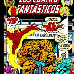 'Marvel Gold Los Cuatro Fantásticos Volumen 9', levantando el vuelo