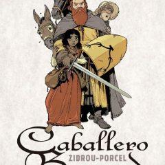 'Caballero Brayard', Zidrou y Porcel, de nuevo al medievo